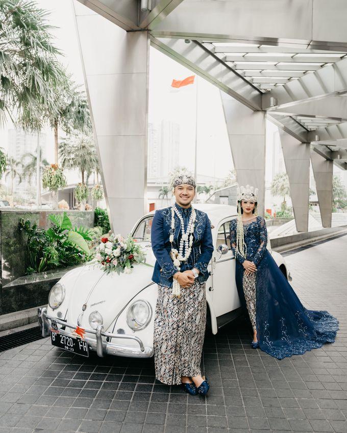 Fira & Erwin in Javanese & Sundanese Wedding by ProjectDEA Wedding Planner - 003