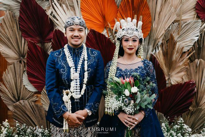 Fira & Erwin in Javanese & Sundanese Wedding by ProjectDEA Wedding Planner - 002