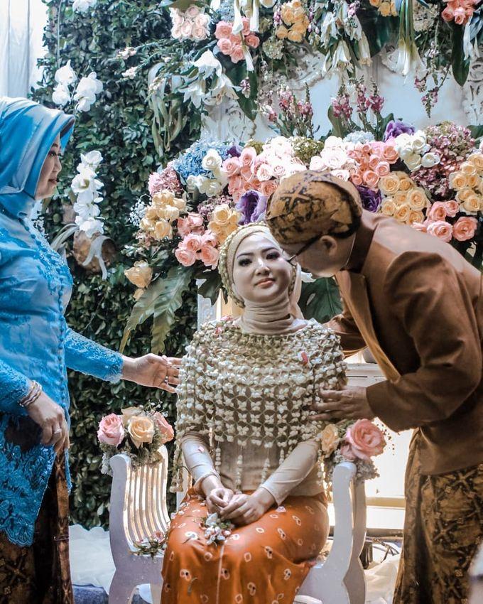 Pengajian, Sungkeman & Siraman by Arum Ndalu Sanggar Rias Pengantin - 006