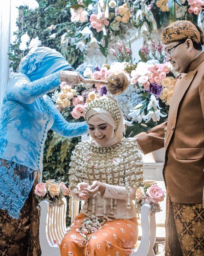 Pengajian, Sungkeman & Siraman by Arum Ndalu Sanggar Rias Pengantin - 001