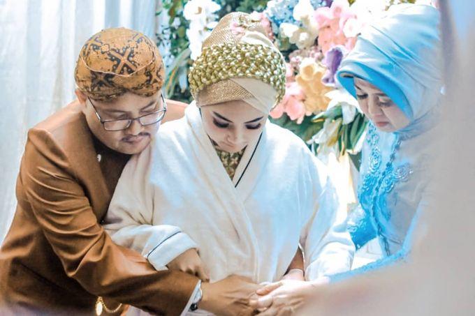 Pengajian, Sungkeman & Siraman by Arum Ndalu Sanggar Rias Pengantin - 003