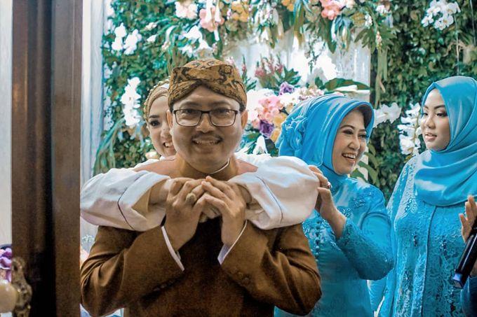 Pengajian, Sungkeman & Siraman by Arum Ndalu Sanggar Rias Pengantin - 005
