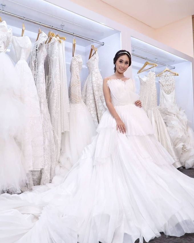 Gown Collections by MarisaFe Bridal - 002