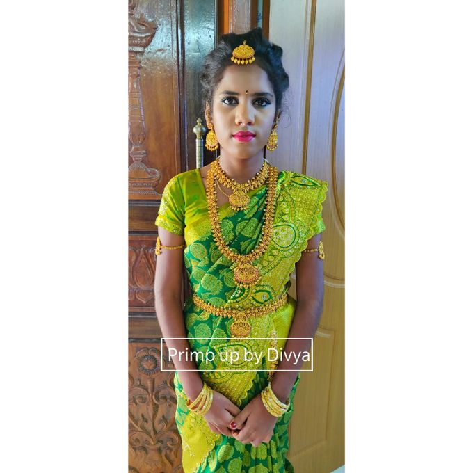 Makeup by Primp Up by Divya - 023