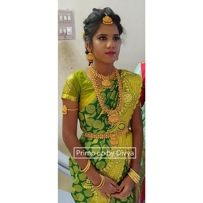 Makeup by Primp Up by Divya - 016