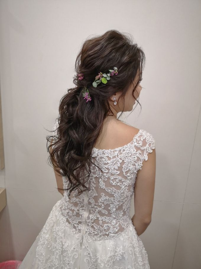 Hairdos by Shino Makeup & Hairstyling - 003