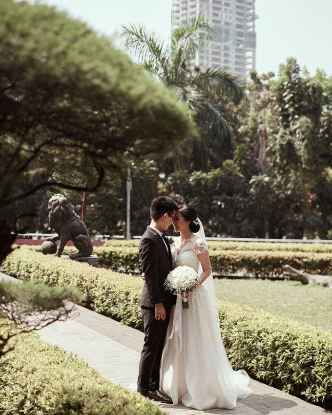 The Wedding Of Acay & Lina by FIVE Seasons WO - 001