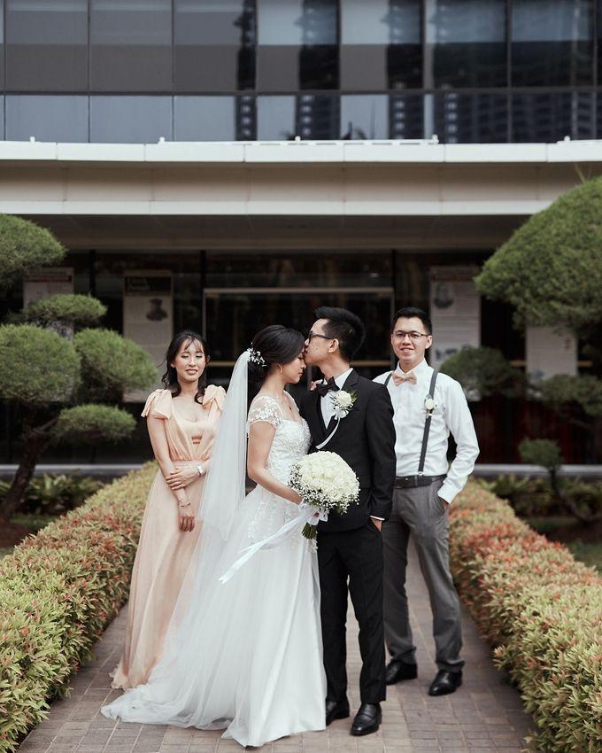 The Wedding Of Acay & Lina by FIVE Seasons WO - 002