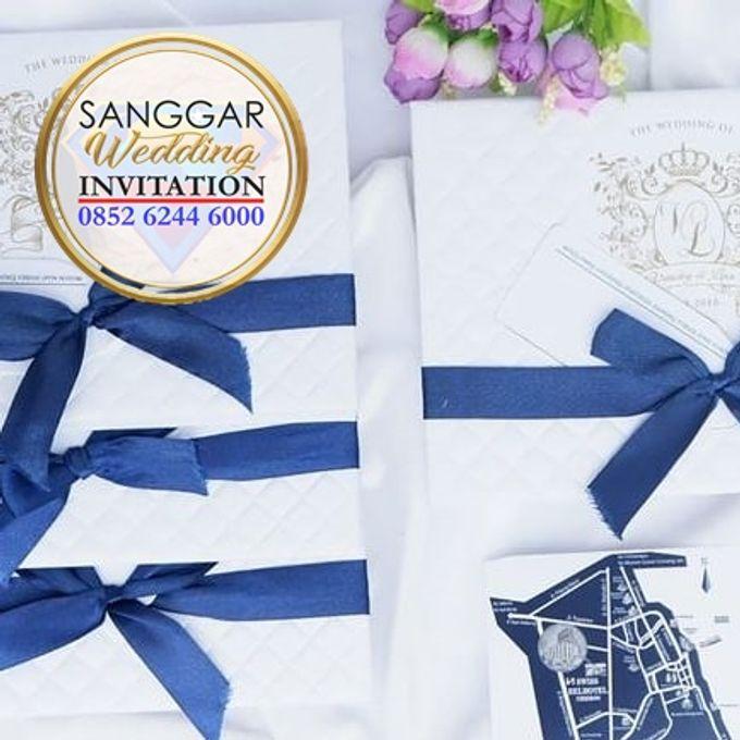 VICKY & STEVANI (Pure White Fortune Sea Band Luxury) by Sanggar Undangan - 003