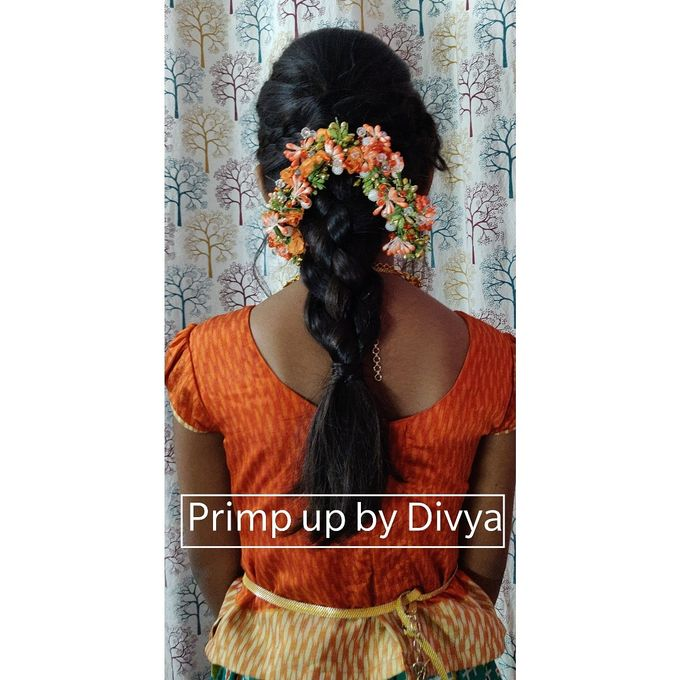 Makeup by Primp Up by Divya - 010