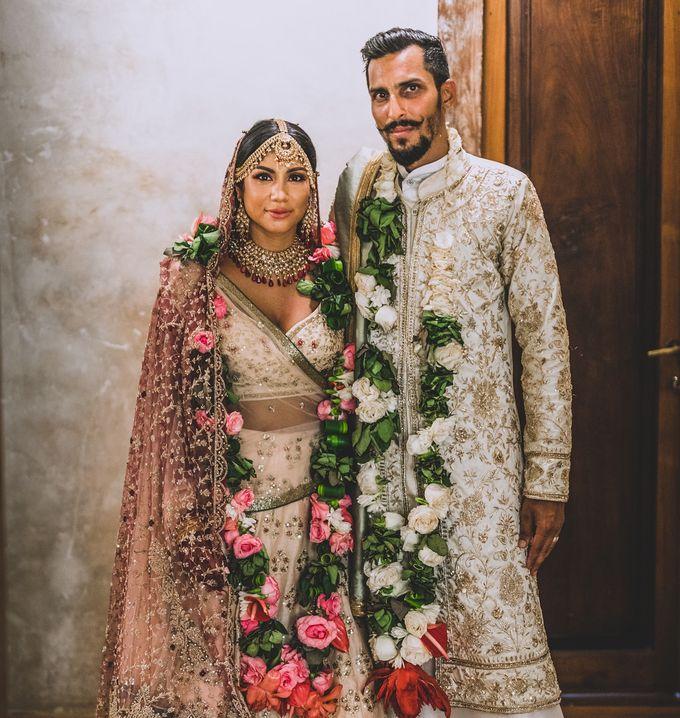 Bali & Indian Wedding by CHERIS'H makeup artist - 009