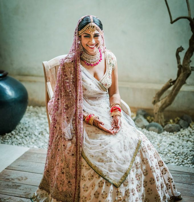 Bali & Indian Wedding by CHERIS'H makeup artist - 001