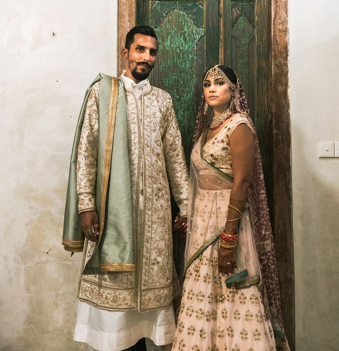 Bali & Indian Wedding by CHERIS'H makeup artist - 005