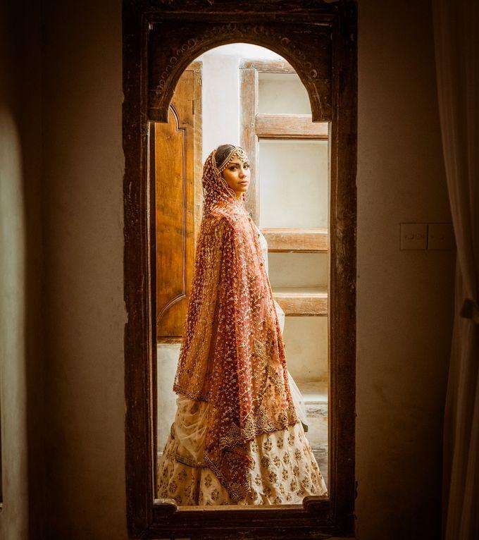Bali & Indian Wedding by CHERIS'H makeup artist - 006