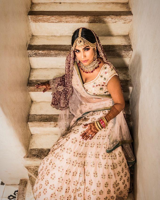 Bali & Indian Wedding by CHERIS'H makeup artist - 007