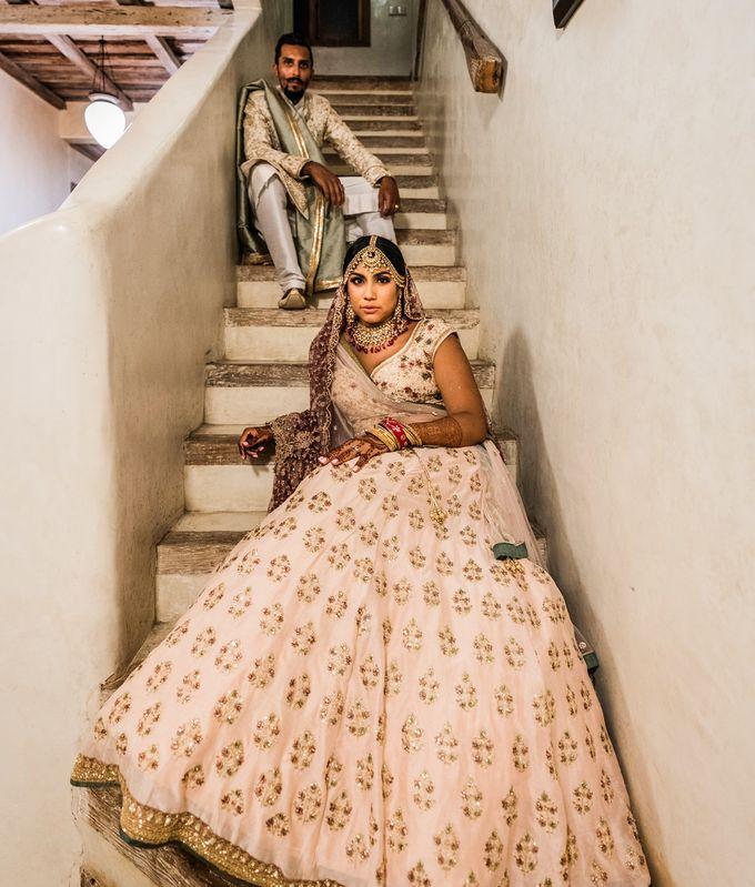 Bali & Indian Wedding by CHERIS'H makeup artist - 004