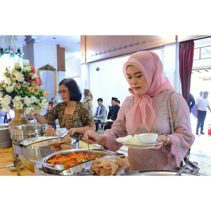 Setting Meja Catering by Calia Catering - 001