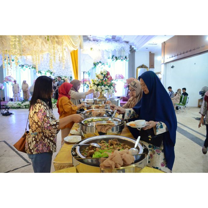 Setting Meja Catering by Calia Catering - 005