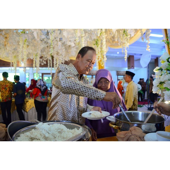 Setting Meja Catering by Calia Catering - 002