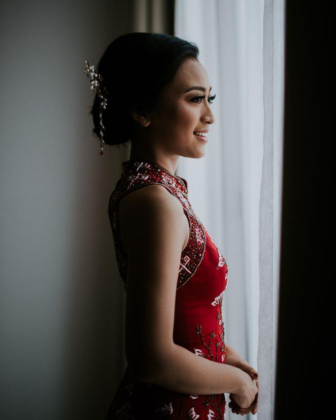 Sangjit Day for #BerKatNikah by ProjectDEA Wedding Planner - 002