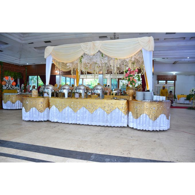 Setting Meja Catering by Calia Catering - 004
