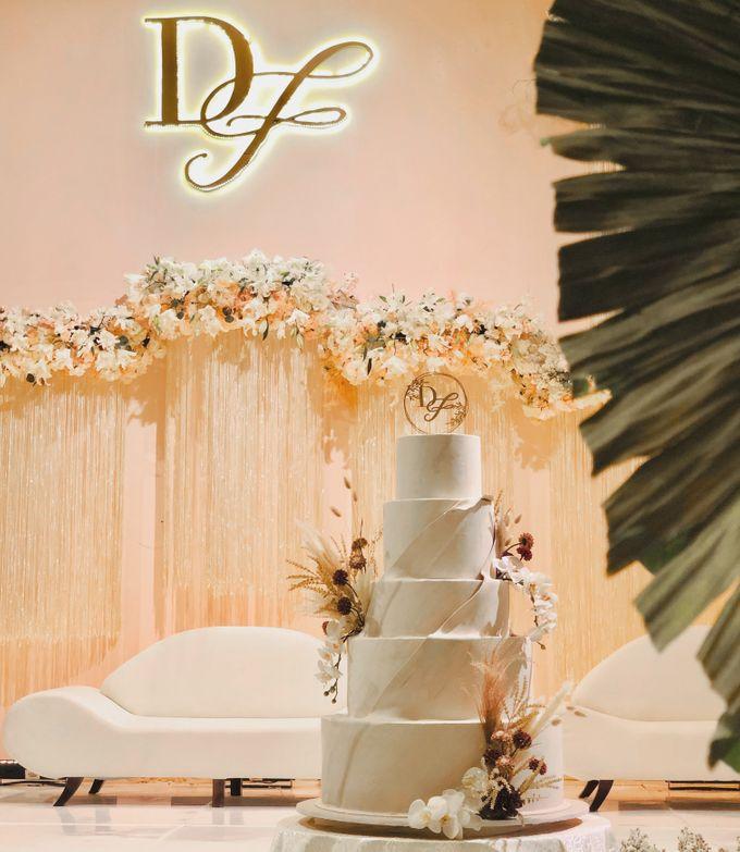 DANISH & FELICIA by Amor Cake - 002