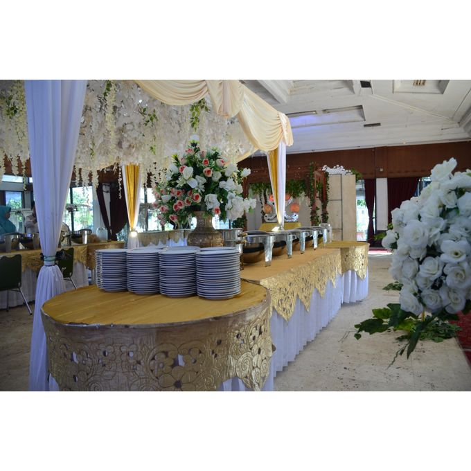 Setting Meja Catering by Calia Catering - 003
