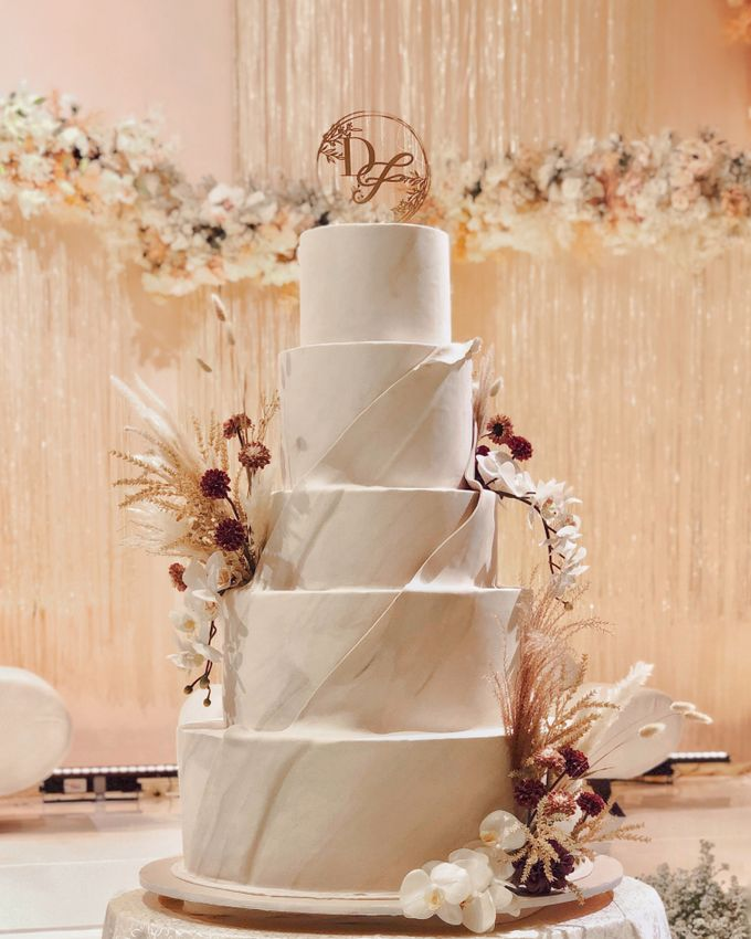 DANISH & FELICIA by Amor Cake - 001