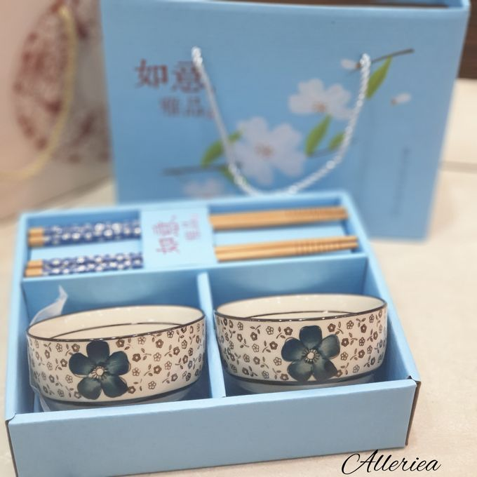 Premium Gift Set by Alleriea Wedding Gifts - 017