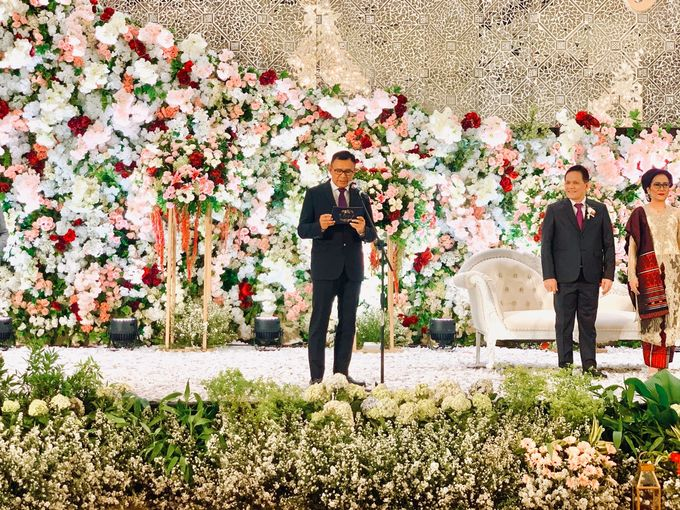 Theresia & Evan Tagor Wedding by Dwi Tunggal Citra Catering - 002