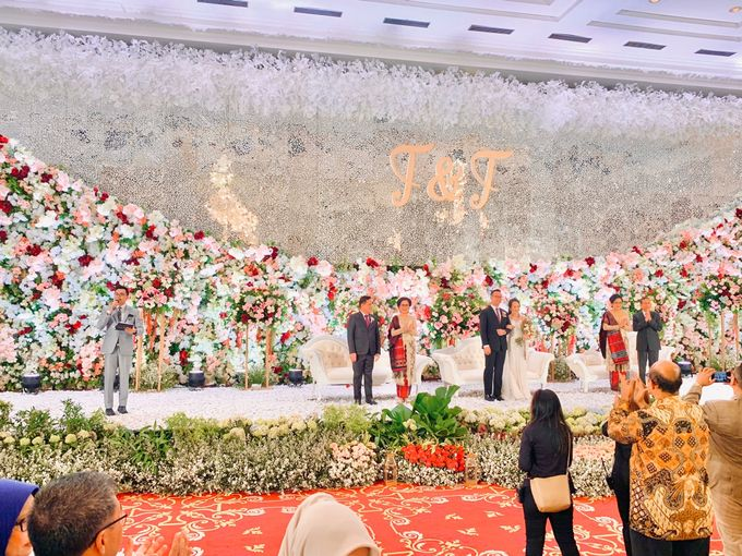 Theresia & Evan Tagor Wedding by Dwi Tunggal Citra Catering - 005