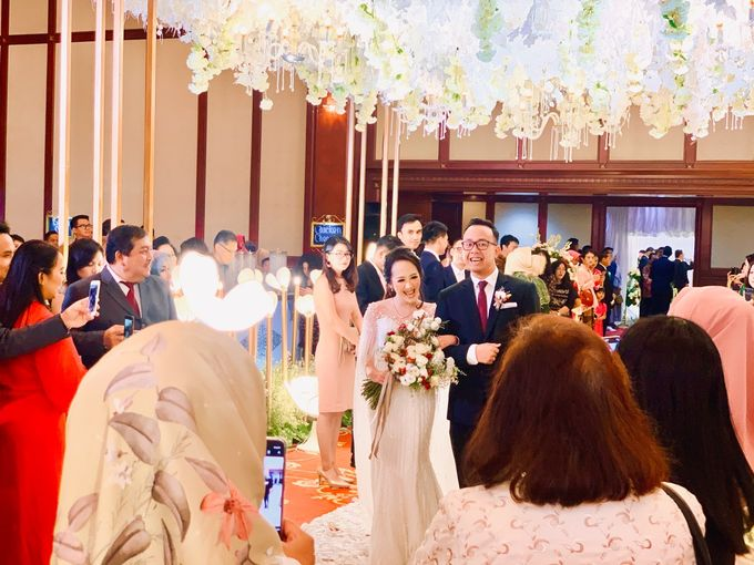 Theresia & Evan Tagor Wedding by Dwi Tunggal Citra Catering - 004