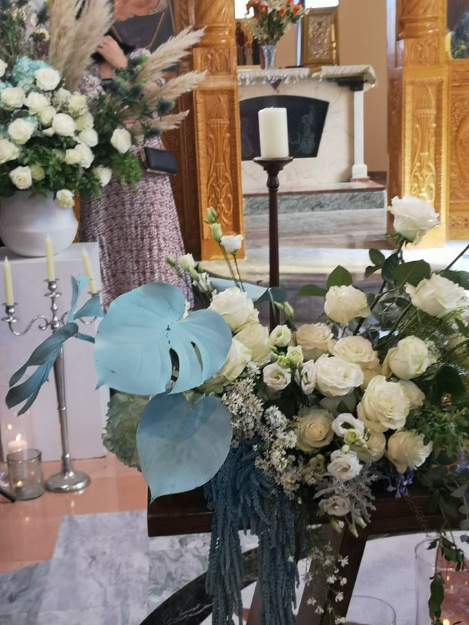 My Greek Wedding by Eventous Weddings and Events - 004