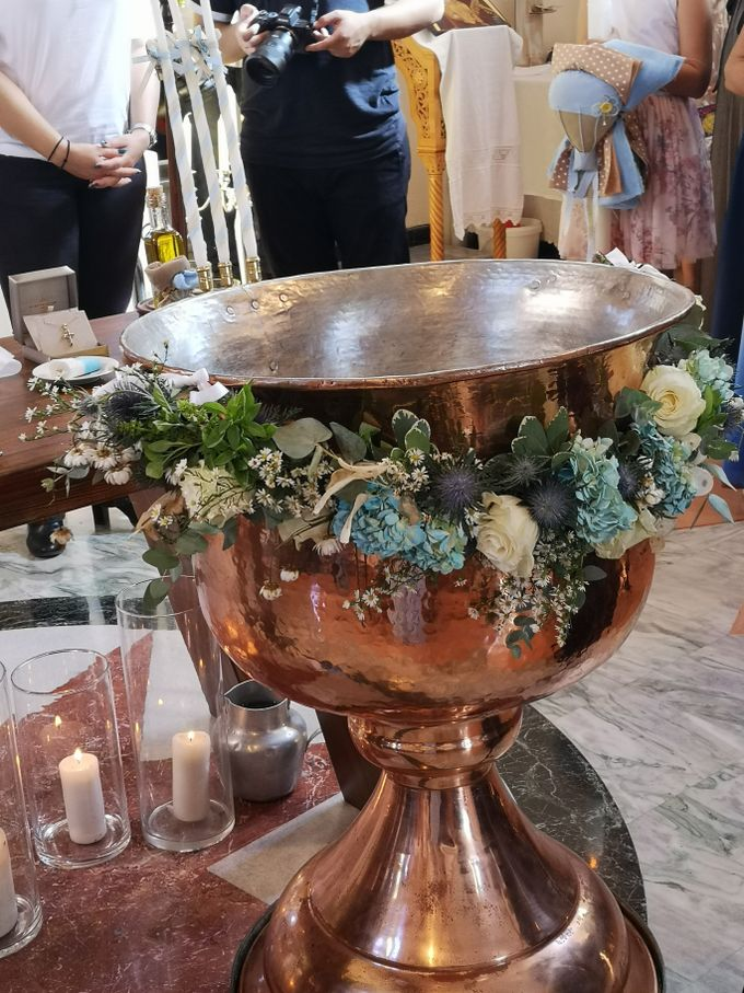My Greek Wedding by Eventous Weddings and Events - 006