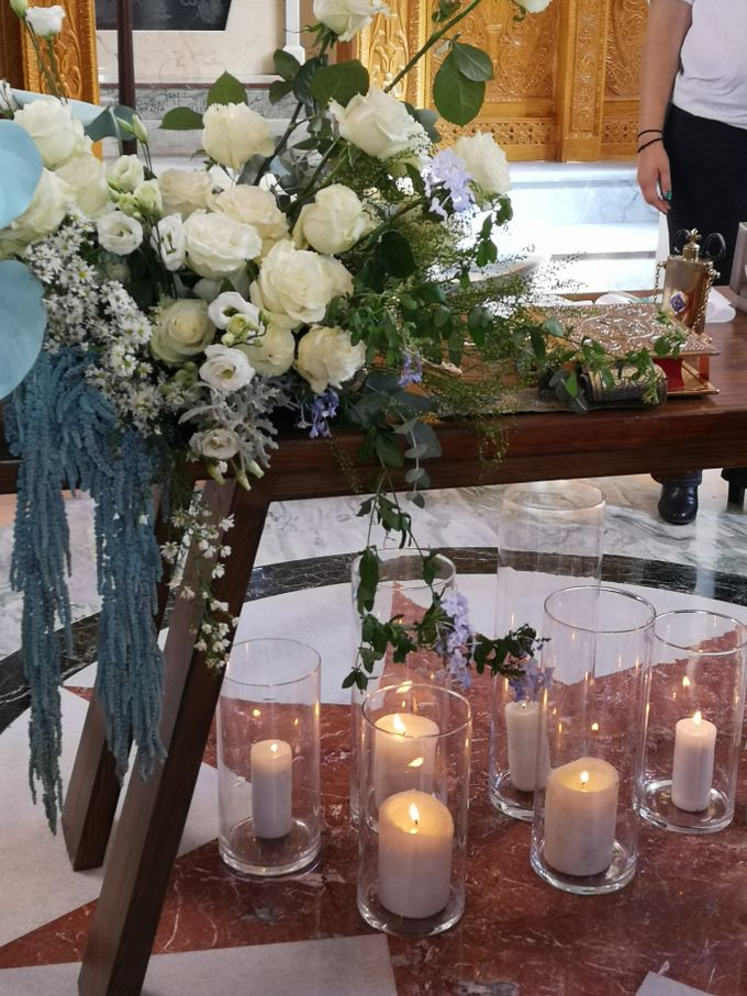 My Greek Wedding by Eventous Weddings and Events - 003