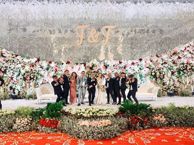 Theresia & Evan Tagor Wedding by Dwi Tunggal Citra Catering - 008