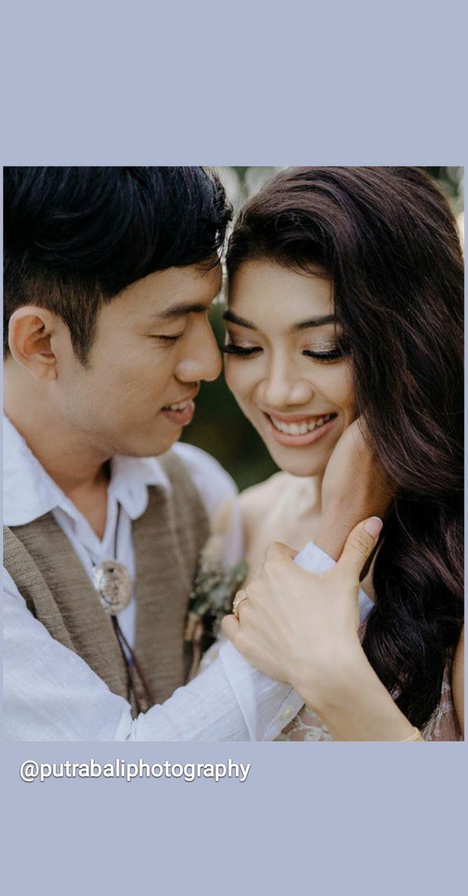 Wedding by CHERIS'H makeup artist - 015