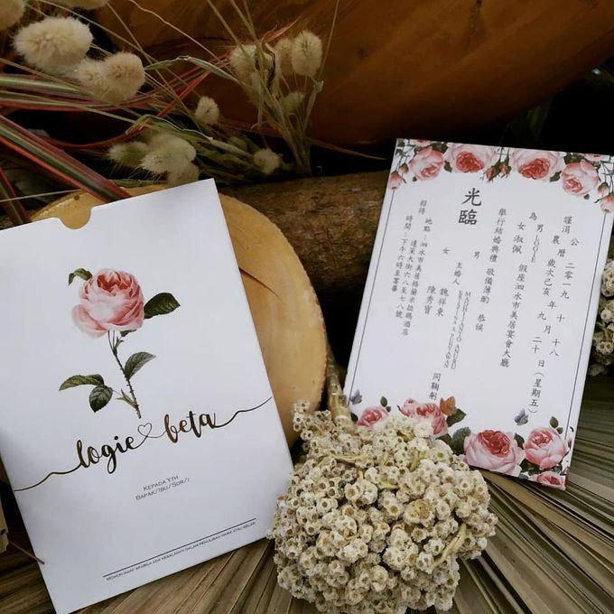 Undangan Logie & Beta by JN Invitation - 002