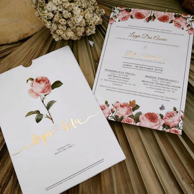 Undangan Logie & Beta by JN Invitation - 005