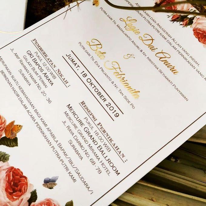 Undangan Logie & Beta by JN Invitation - 004