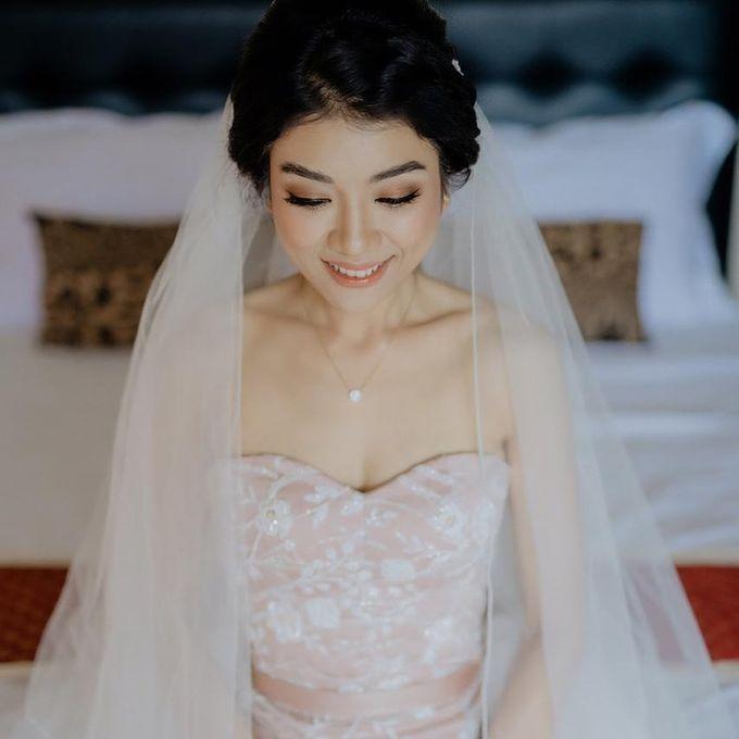 Wedding by CHERIS'H makeup artist - 014