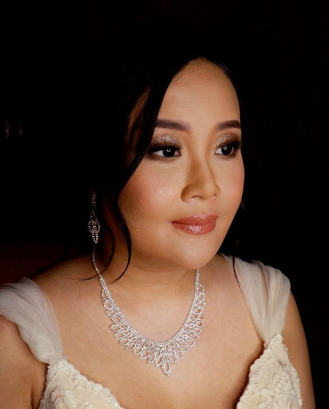 Wedding by CHERIS'H makeup artist - 010