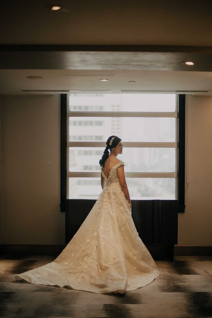 Adrian and Michelle Wedding by ARTH Studio - 008