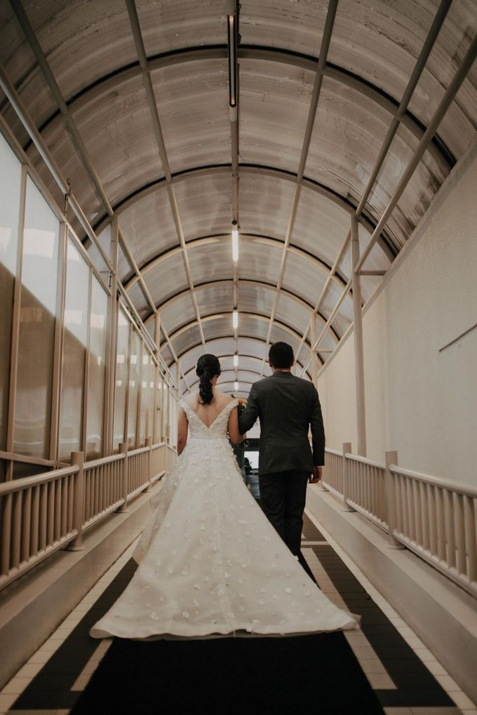Adrian and Michelle Wedding by ARTH Studio - 007