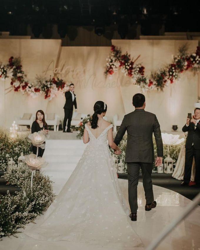 Adrian and Michelle Wedding by ARTH Studio - 006