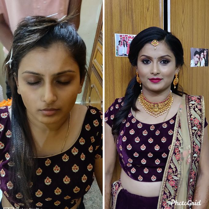 Makeup by Primp Up by Divya - 021