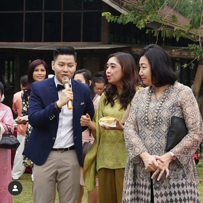 MC : Wedding Reception by Green Forest Resort & Wedding - 001