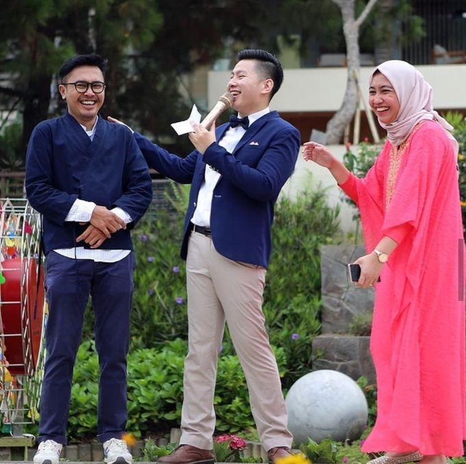 MC : Wedding Reception by Green Forest Resort & Wedding - 003