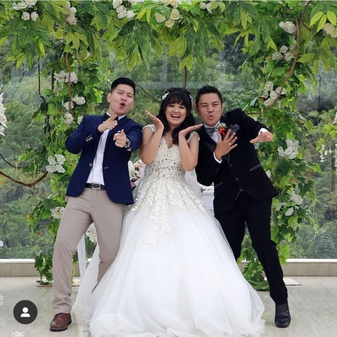 MC : Wedding Reception by Green Forest Resort & Wedding - 004