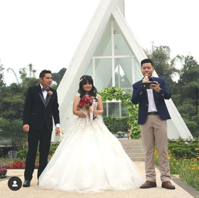MC : Wedding Reception by Green Forest Resort & Wedding - 002